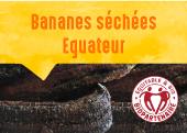Bananes séchées de Cerecita en Equateur