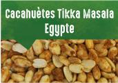 Cacahuètes Tikka Masala