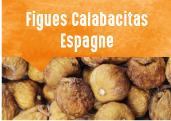 Figues Calabacitas des vergers d'Extremadura en Espagne