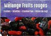 Mélange Fruits Rouges