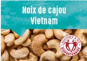 Noix de cajou des provinces de Dong Nai et Binh Phuoc au Vietnam