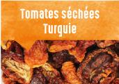 Tomates séchées de la plaine de Manisa en Turquie