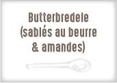 Butterbredele