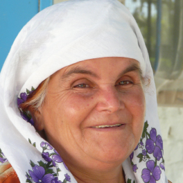 Esra, productrice de figues en Turquie
